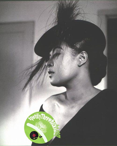 Billie Holiday - SpotifyThrowbacks.com