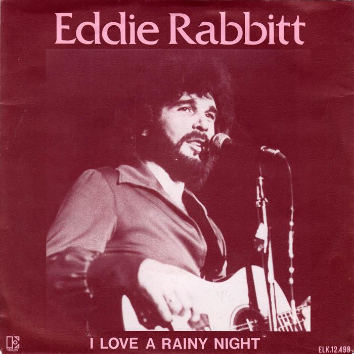 Eddie Rabbitt - SpotifyThrowbacks.com