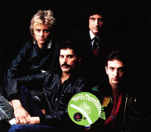 Queen - SpotifyThrowbacks.com
