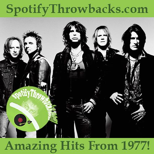 Aerosmith - SpotifyThrowbacks.com