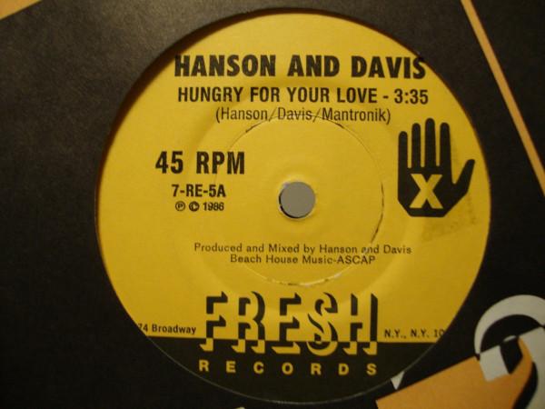 Hanson and Davis - SpotifyThrowbacks.com