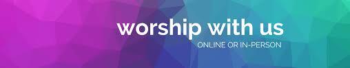 Worship: Live & LiveStream!