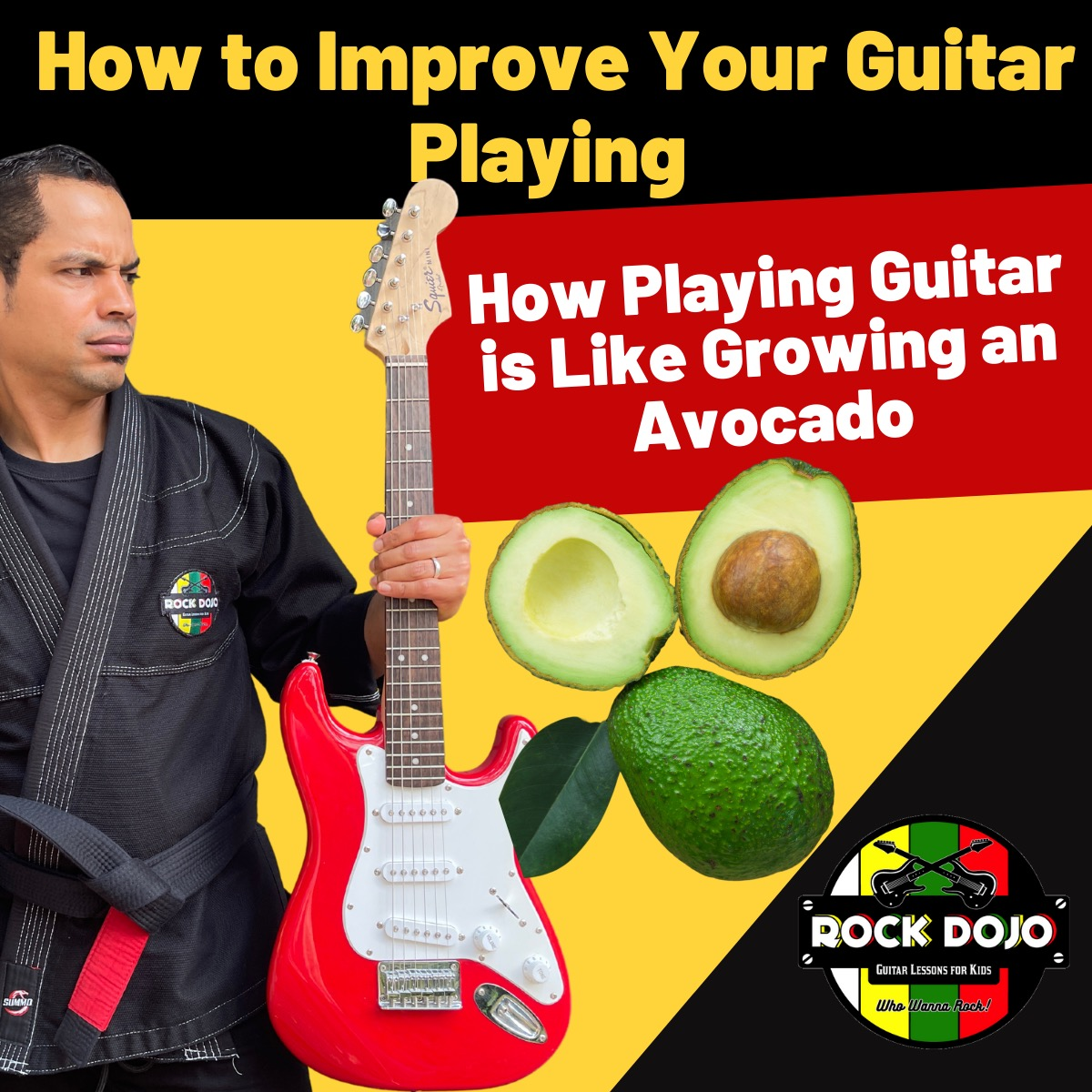 How to Improve Your Guitar Playing
