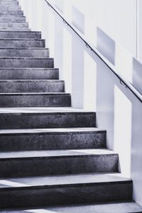 Stairs, Don't Use Them When On  The Marketing Academic Job Market