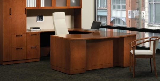 City Agency, Steelcase Wood Solutions