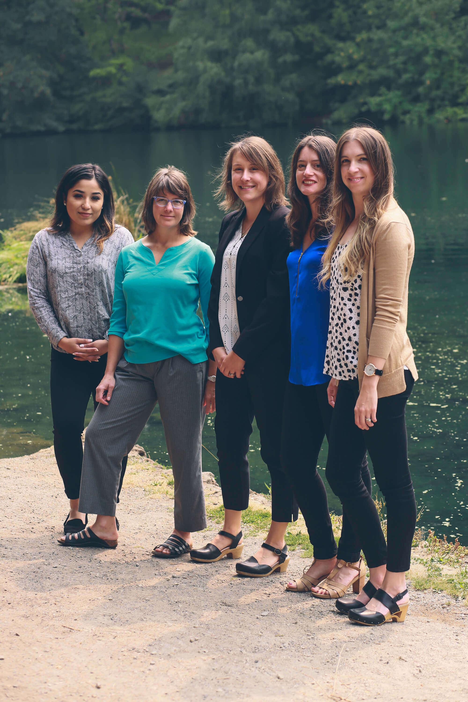 Oregon Immigration Group Team Photo
