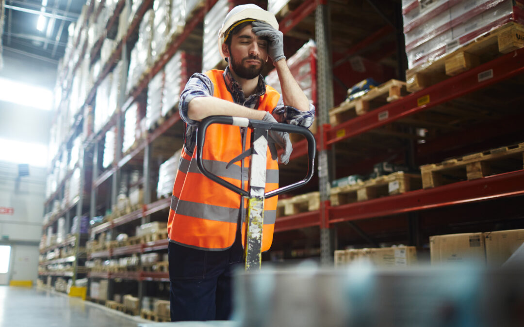 Five ways keeping your workforce on-site helps improve your business.
