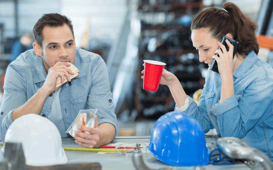3 Reasons a Breakroom Builds Community
