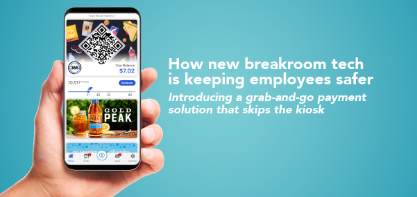 touchless breakroom solutions