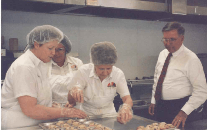 Celebrating 40 years of revolutionizing on-site food service solutions