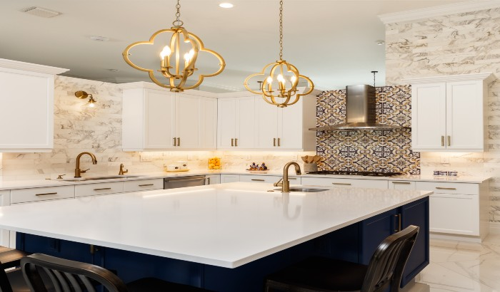 The Different Types of Edges for Your Kitchen Countertops