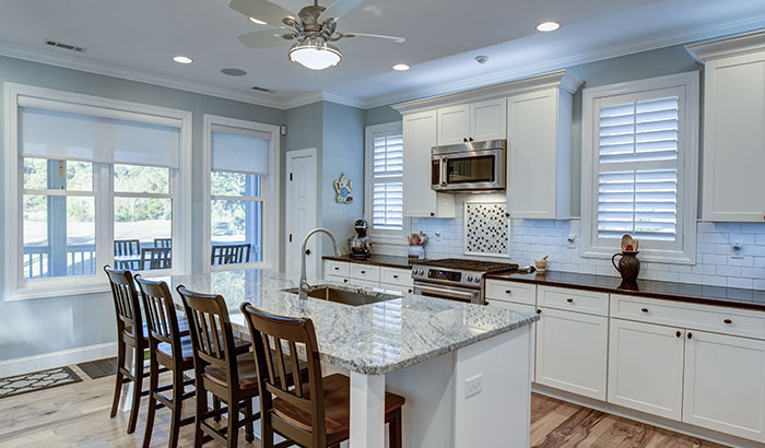 Preventing and Removing Stains on Quartz Countertops