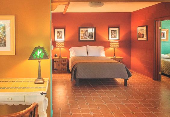 Suite 1 interior