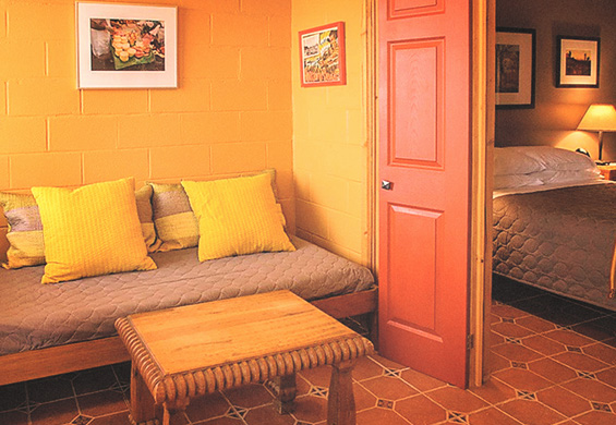 Suite 2 interior