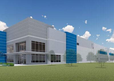 Southport Logistics Park – Building 3, Wilmer, TX