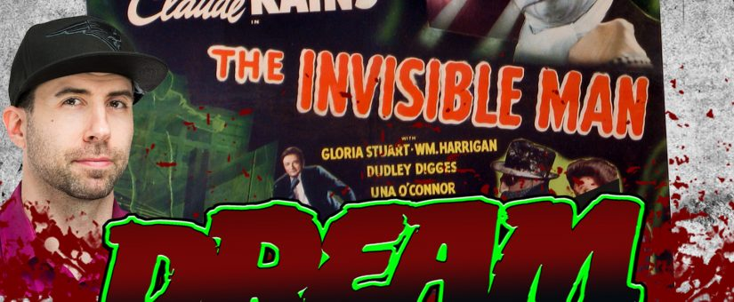 INVISIBLE MAN – Day 25 of the 31 Days of Dread