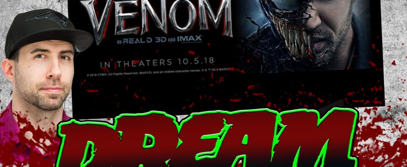 VENOM – Day 5 of the 31 Days of Dread