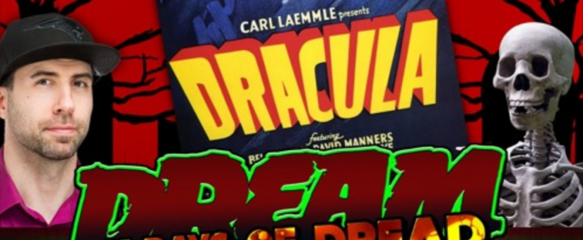 Dream Warriors Podcast – 31 Days of Dread – Day 30 – Dracula '31
