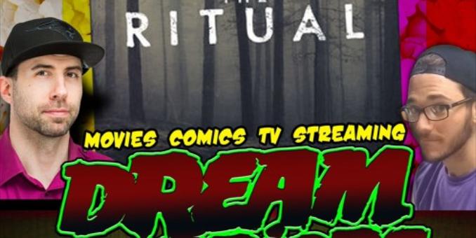 #75 The Ritual on Netflix – Dream Warriors Podcast