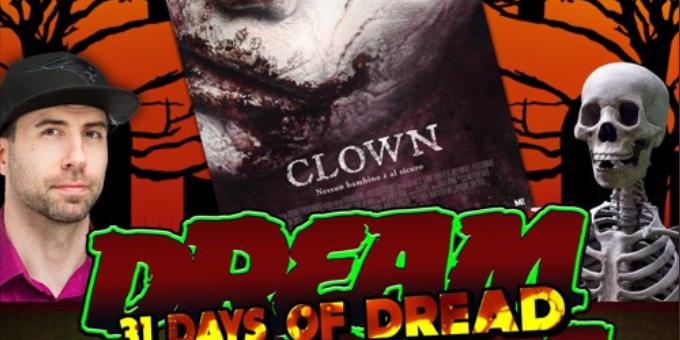 Dream Warriors – 31 Days of Dread – Day 12 – Clown