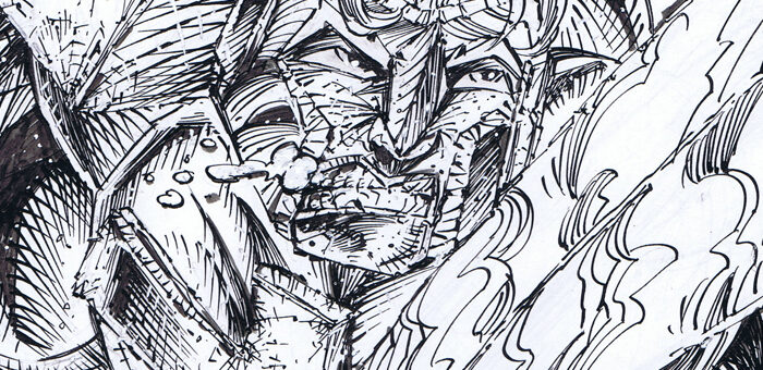 Apostle is INKED