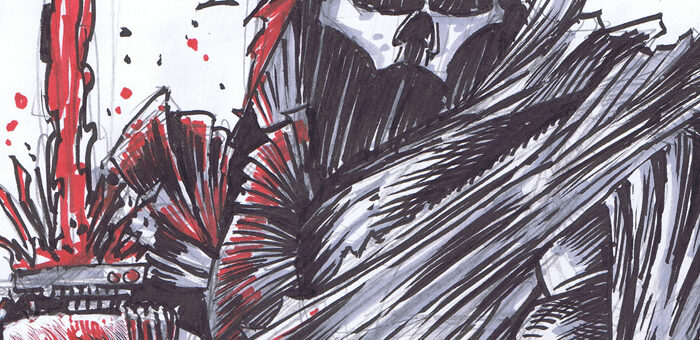 Darth Nihilus for May the 4th Be with You