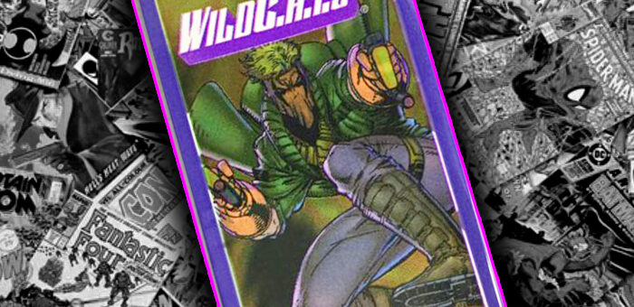 WILDSTORM WEDNESDAY – Opening 25 packs of the WildCATS '94 trading card set