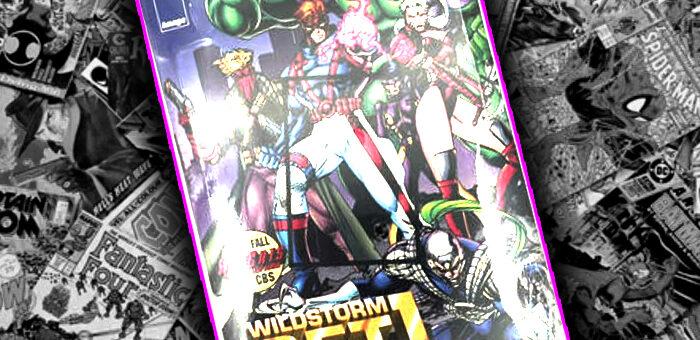 WILDSTORM WEDNESDAY – Opening a box of Wildstorm Set 1