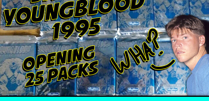 SKYBOX YOUNGBLOOD 1995 PACKS
