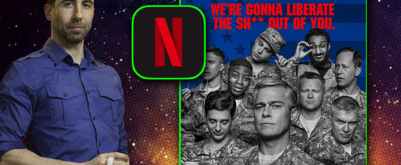 #375 – War Machine from Netflix