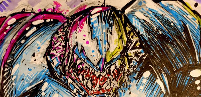 Venom IG Livestream Drawing