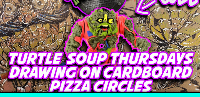 It's MUCKMAN for this week's Turtle Soup Thursday