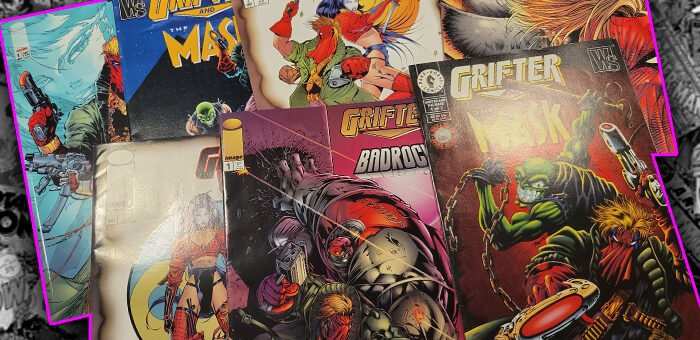 WILDSTORM WENDSDAY – GRIFTER CROSSOVER MADNESS