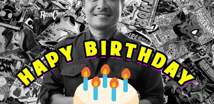 HAPPY BIRTHDAY JIM LEE – WILDSTORM WEDNESDAY