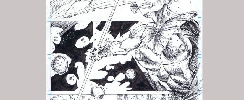 DARK HERO PROLOGUE PAGE 1