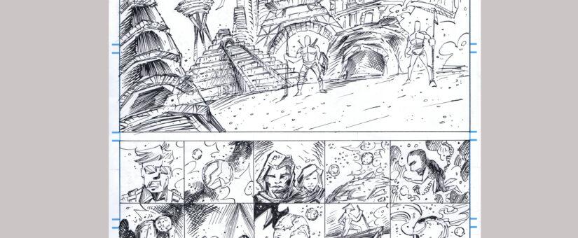 DARK HERO PROLOGUE PAGE 2