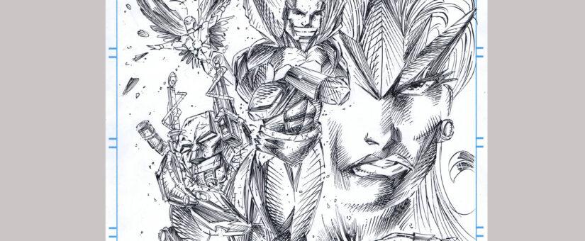 DARK HERO PROLOGUE PAGE 4