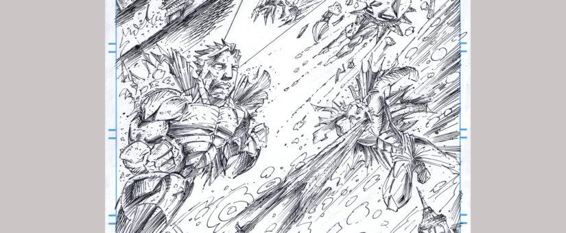 DARK HERO PROLOGUE PAGE 5