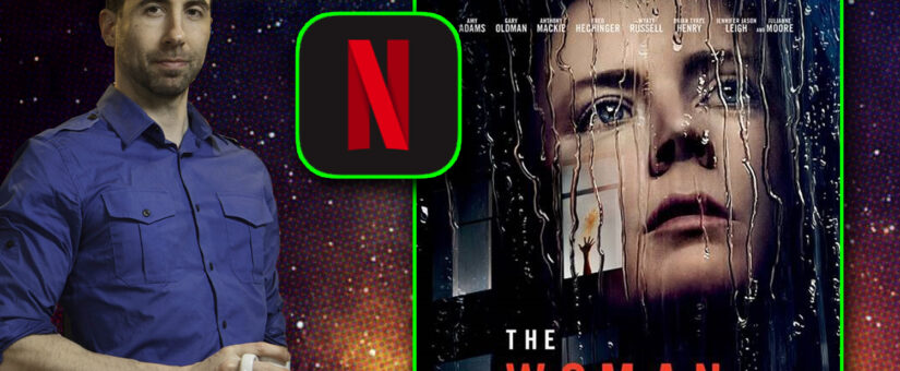 #380- The Woman In The Window from Netflix