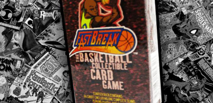 FAST BREAK COLLECTIBLE CARD GAME – WILDSTORM WEDNESDAY