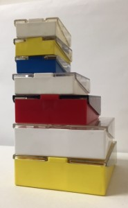 Tap & Die Box Size & Colors