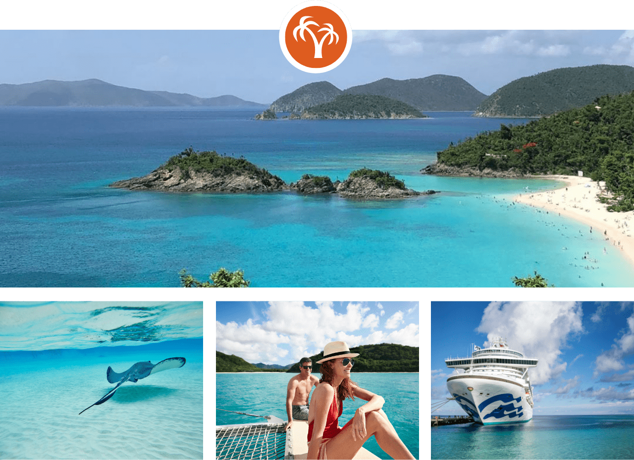 Find the cruise that fits you with Princess Cruises!