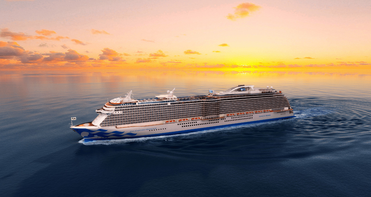 Explore, Discover and Sail Away with Princess!