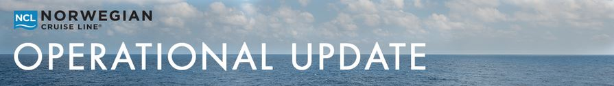 Important Operational Update From Norwegian Cruise Line