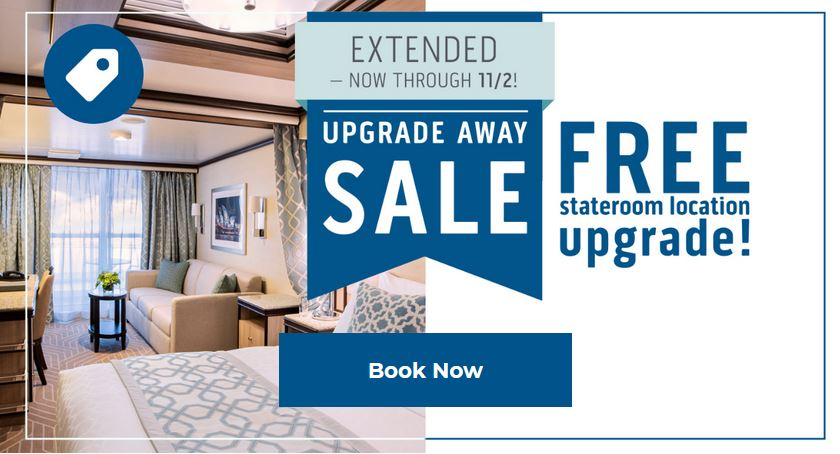 Princess' Upgrade Away Sale Extended!
