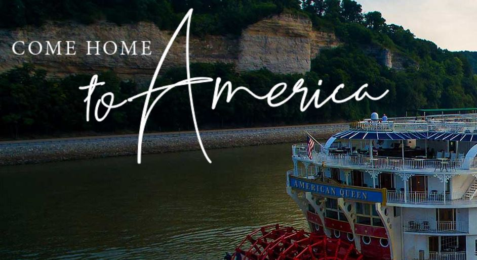 Come Home to America – Book Early. Save Big. Risk Free