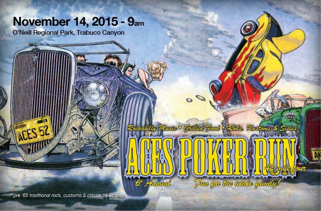 Aces Poker Run 2015