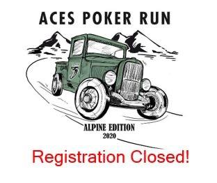 Poker Run - Alpine 2020