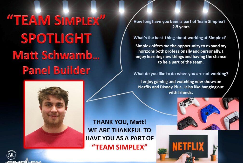 Matt Schwamb