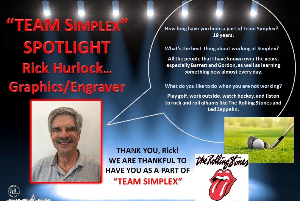 Rick Hurlock